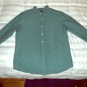 Long sleeve American eagle dress shirt.